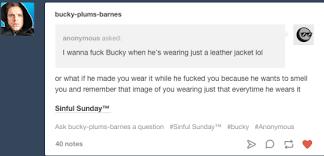 Bucky Barnes X Reader