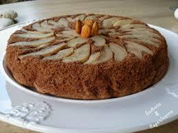 si e poire saveurs et expériences gâteau au chocolat aux poires aux noisettes