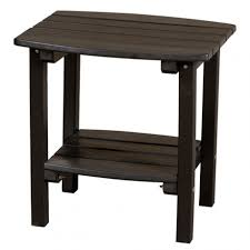 Amish Made Poly Classic Patio Side Table