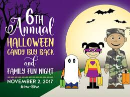 Operation Gratitude Halloween Candy Buy Back by Nov 2 Halloween Candy Buy Back U0026 Family Fun Night Westminster