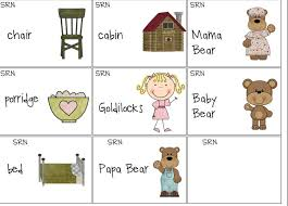 Goldilocks The 3 Bears Book Companion