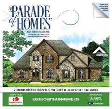 2017 parade of homes guidebook by huntsville madison county