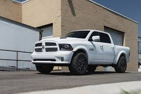White Dodge Ram - Wiring Diagrams •