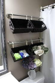 bathroom storage solution badezimmerideen korb badezimmer
