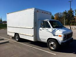 100 Craigslist Trucks For Sale In Nc 1994 GMC Vandura 3500 Box Truck V8 In Brentwood TN
