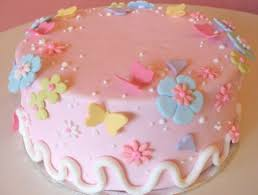 fondant birthday cakes for beginners cake decorating ideas for
