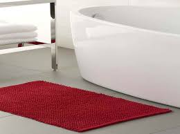 Red And Black Bathroom Rug Set by Stylist Inspiration Red Bathroom Rug Remarkable Design Bath Mat It