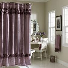 Walmart Purple Bathroom Sets by Bathroom Cool Shower Curtain Ideas For Modern Bathroom Decor