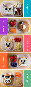 Animal Themed Lunch Box Ideasthese Are The BEST School Ideas