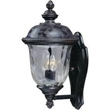 bellagio 16 1 2 high downbridge outdoor wall light style