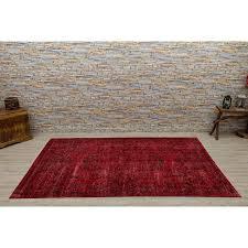 burgund floral teppich rot bereich teppich 6m2 wohnzimmer