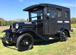 100 1930s Trucks Pick Of The Day 1930 Ford Model A Police Paddy Wagon