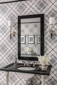 nyc bathroom balmoral plaid marble mosaic akdo