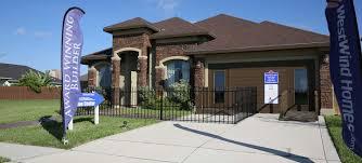 Open House at La Floresta in McAllen Texas WestWind Homes