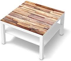 creatisto möbelfolie passend für ikea lack tisch 78x78 cm i möbeldeko möbel folie sticker i wohn deko ideen für wohnzimmer schlafzimmer