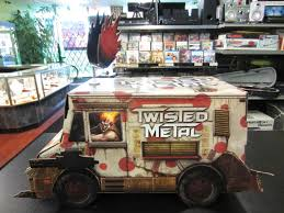 Twisted Metal Sweet Tooth Ice Cream Truck Ps Display Standee Twisted ... Twisted Metal Rc Playstation Sweet Tooth Palhao Pinterest Sony Playstations Ice Cream Truck Robocraft Garage Rember This Ice Cream Truck From Twisted Metal Back On Hollywood Losangeles Trucks Home Facebook The Review Adamthemoviegod E3 2011 Media Event Tooths A Photo Car Flickr Pday 2 Mod Sweeth Van Junkyard Find 1974 Am General Fj8a Truth