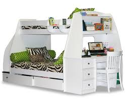 Desk Bunk Bed Combo by Bedroom Captivating Bunk Bed Desk Combo Wantster Image Of In