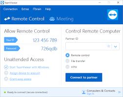 TeamViewer Portable 13 0 6447 free Downloads freeware