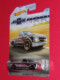 2018 Hot Wheels CHEVROLET TRUCK 100 YEARS Silverad.. In Toys ...