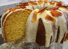 Baked Sunday Mornings Burnt Sugar Bundt Cake with Caramel Rum Frosting