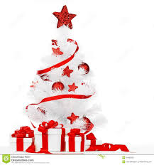 Grandin Road White Christmas Tree by White Christmas Trees With Red Decorations