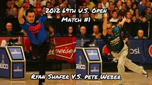 2012 69th PBA U.S. Open Match #1 - Ryan Shafer V.S. Pete Weber ... 2017 Grand Casino Hotel Resort Pba Oklahoma Open Match 5 Chris Barnes 300 Game South Point Geico Shark Youtube Pro Bowling Rolls Into Portland The Forecaster Marshall Kent Pbacom Japan 2016 Dhc Invitational 1 Vs Shota Vs Norm Duke Xtra Slow Motion Bowling Release Jason Belmonte Yakima Bowler Wins His Second Title In Three Tour Pbatour Twitter