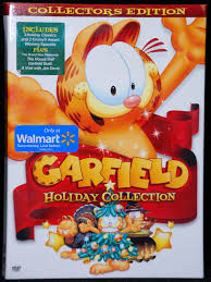 Garfields Halloween Adventure Book by Royalegacy Reviews And More Garfield Holiday Collections Tv