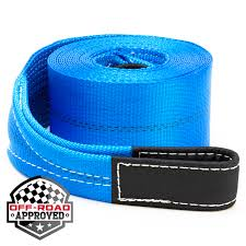 100 Tow Ropes For Trucks Strap Recovery Strap Rope Winch Strap ATV UTV Truck