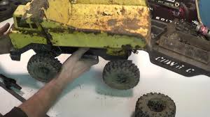 JRP RC - How To Convert Your Old Tonka Truck Into A RC!!! - YouTube
