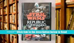 Read Star Wars Republic Commando Hard Contact Triple Zero PDF Best Book