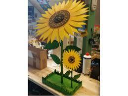 eine tolle geschenkidee sonnenblume und mohnblume