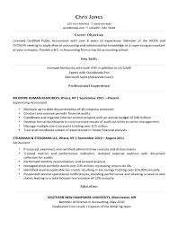 Criminal Justice Resume Templates Objective Internship Examples