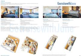 Norwegian Pearl Cabin Plans by P U0026o Cruises 2012 2013 Deck Plans