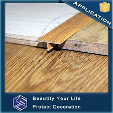flexible transition strips aluminum t shape metal wood flooring