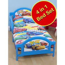 Dora Toddler Bed Set by Disney Cars Speed 4 Piece Jr Bedding Set Price Right Home