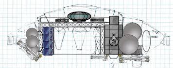 Starship Deck Plan Generator by Blue Max Studios October 2010