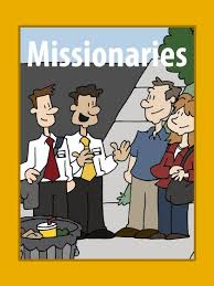 Missionaries LDS Coloring Book Mobile Apps Lds PagesFree