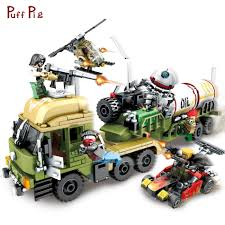 Online Shop 539PCS Military Oil Transport Truck Helicopter Building ... Amazoncom Brick Brigade Custom Lego Military Model Vehicle For Lego Wwii Deuce And A Half Cckw Itructions Youtube Wc52 Truck Modern Vehicles Ideas Product Ideas Train Carriages Brickmania Blog Winners Arent Born Theyre Built Page 58 Classic Legocom Us Deluxe Swat Police Made With Real Bricks Heavy Tatra 8x8 Toy Mini Army War Building Block Jeep M35 Halftrack Bricknerd Your Place All Things The