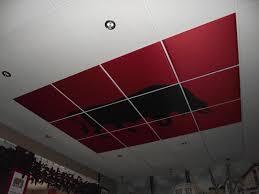 plafond suspendu dalles menuiserie image et conseil