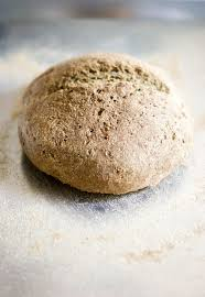 No Rise Rustic Spelt Bread