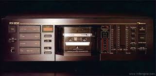 Nakamichi Tape Deck Bx 2 by Nakamichi Rx 202 Manual Two Head Auto Reverse Stereo Cassette