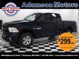 100 Dodge Truck Lease Deals Vehicle Specials In Rochester MN