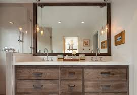 Champagne Bronze Cabinet Hardware by How To Mix Metal Finishes In A Bathroom