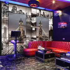 großhandel duna bridge hintergrund wand große retro restaurant tapete schlafzimmer 3d wandverkleidung wohnzimmer englisch gebäude tapete