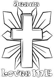 Free Printable Christian Coloring Awesome Religious Pages