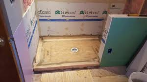 goboard tiling contractor talk