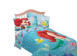 amazon com disney little mermaid sea friends twin comforter home