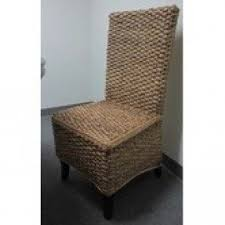 Pottery Barn Seagrass Club Chair by Seagrass Dining Chairs Foter