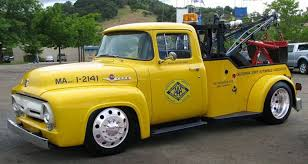 100 New Tow Trucks 1956 Ford F350 Truck Maintenance Of Old Vehicles The Material