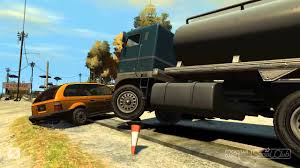 Packer Truck Accident - Grand Theft Auto IV: The Ballad Of Gay Tony ...